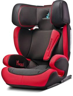 HUGGI ISOFIX RED