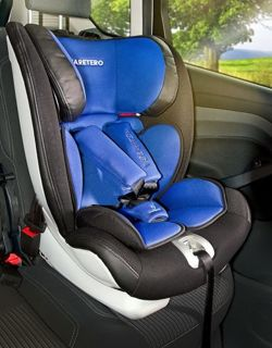 VOLANTE FIX ISOFIX RED